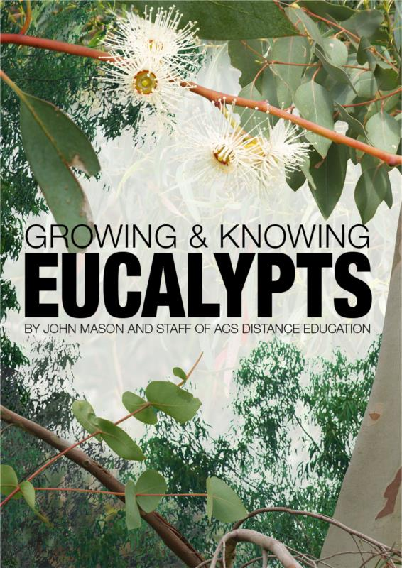 Growing & Knowing Eucalypts- PDF Ebook