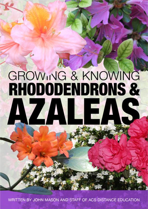 Growing & Knowing Rhododendrons & Azaleas- PDF ebook